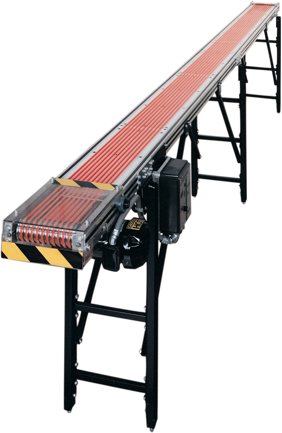 Rope Belt Conveyors