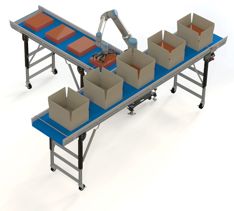 EMI Conveyor UR Conveyor