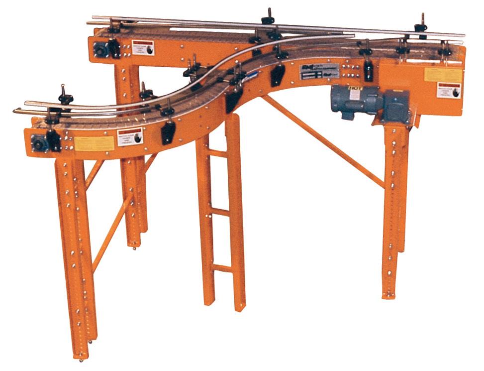 Steel Flat Top Chain