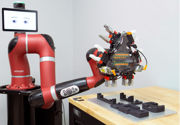 Custom EMI Cobot Application