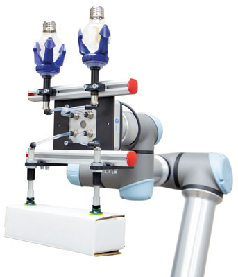 custom EMI EOAT for cobots