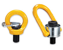 Anchor and Eye Points Lifting Eye Bolts and Hoist Rings