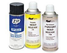 Sprays and Lubricants