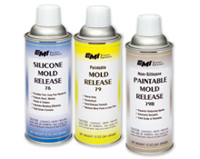 EMI Mold Release