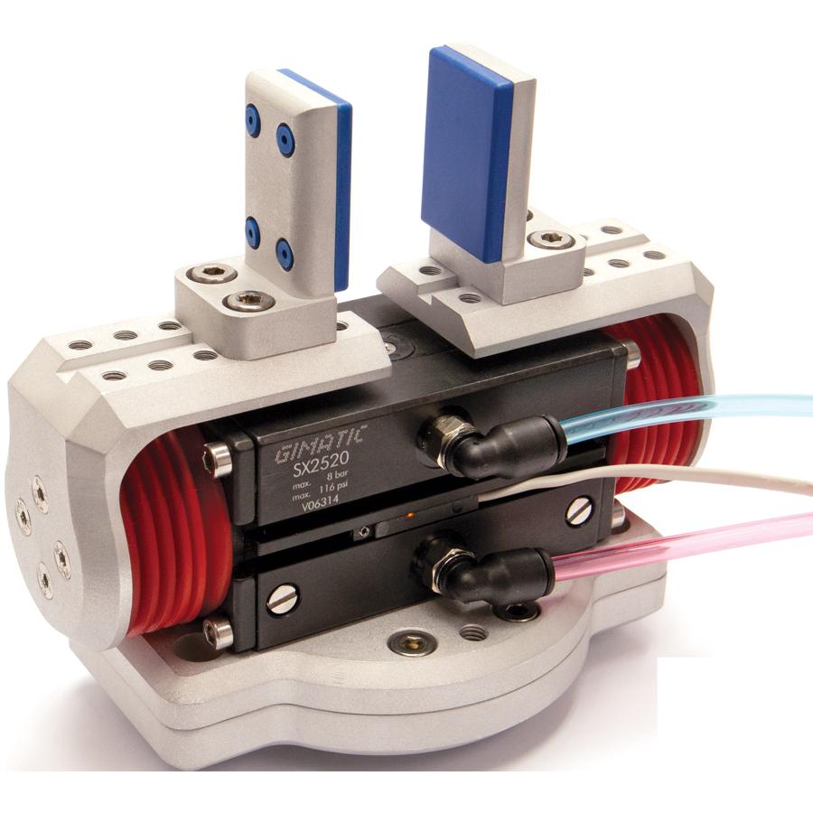 End Of Arm Tooling For Cobots Custom Cobot Gripper Kits