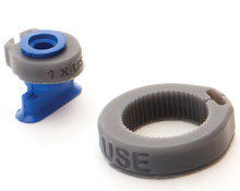 Oval Cup Clamp Ring