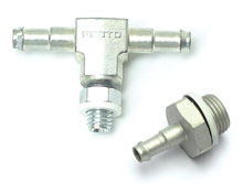 Threaded Barbed Fittings