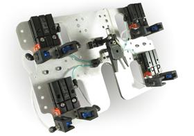 3D printed EOAT fingers