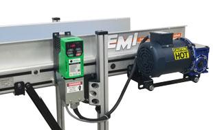 AC drive EMI Conveyor
