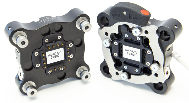EMI Quick Changers for Cobots
