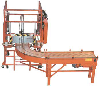 Elevated Part Transfer Conveyor Systems